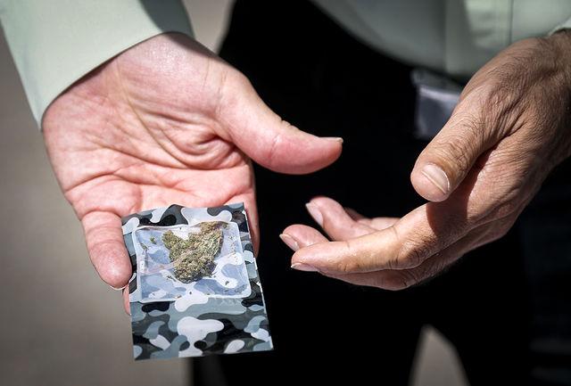 کشف بیش از یک تن مواد مخدر در طرح ظفر+ فیلم