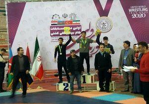 پایان رقابتهای اولین دوره بین المللی کشتی جام پوریای ولی در خوی