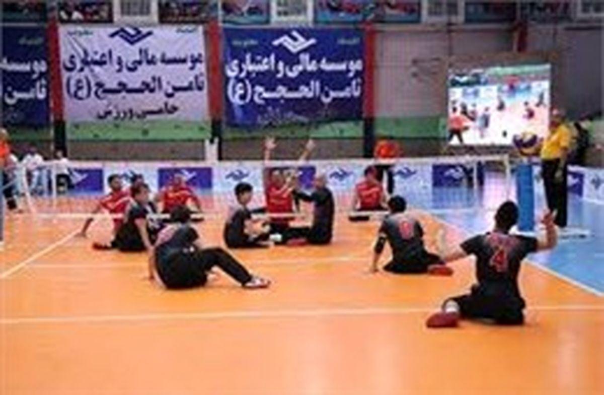 برگزاری اردوی مشترک تیمهای ملی والیبال نشسته ایران و روسیه