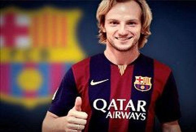 راکیتیچ به بارسلونا پیوست