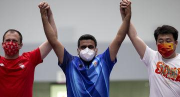 رقابت های المپیک ۲۰۲۰توکیو/ مسابقات تیراندازی با تپانچه