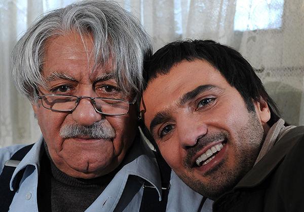 لیلا حاتمی و محمدرضا فروتن در چهل سالگی
