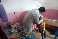 ویزیت رایگان بیماران در مناطق محروم گیلان