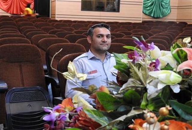 شهادت محسن لک یکی از آتش نشانان شهرداری اندیشه