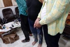 دستگیری باند سارقان با 101 فقره سرقت در شیراز