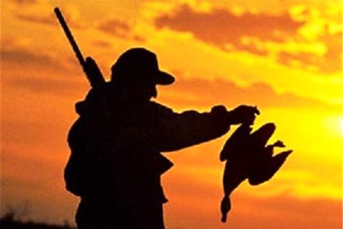 دستگیری سه شکارچی متخلف در روسر