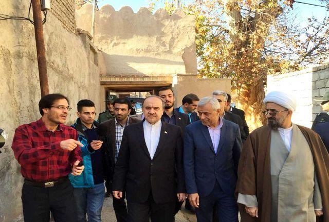 سلطانیفر به عنوان نماینده ویژه رئیس جمهور از میامی بازدید کرد