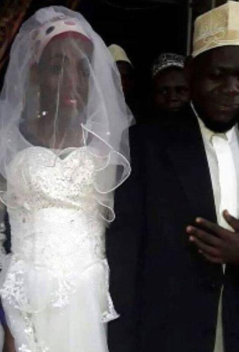 عروسی که مرد بود!+عکس