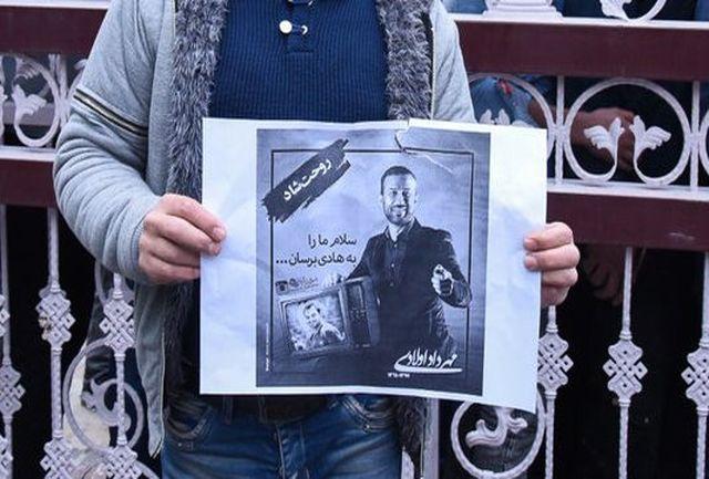 برگزاری سومین سالگرد درگذشت زندهیاد اولادی در قادیکلا
