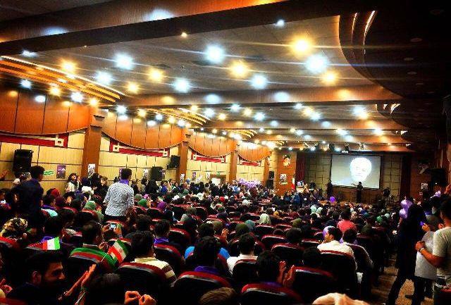 همایش جوانان و رای اولی های حامی حجت الاسلام  روحانی
