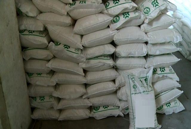 34 تن برنج احتکار شده در قزوین توقیف شد