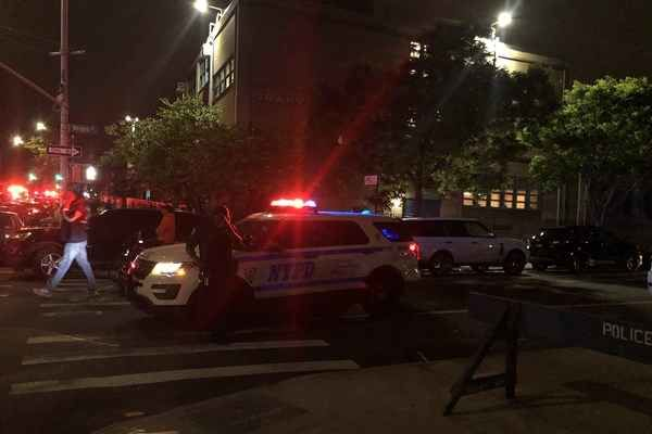 مرگ یک شهروند جوان با ضرب گلوله پلیس نیویورک