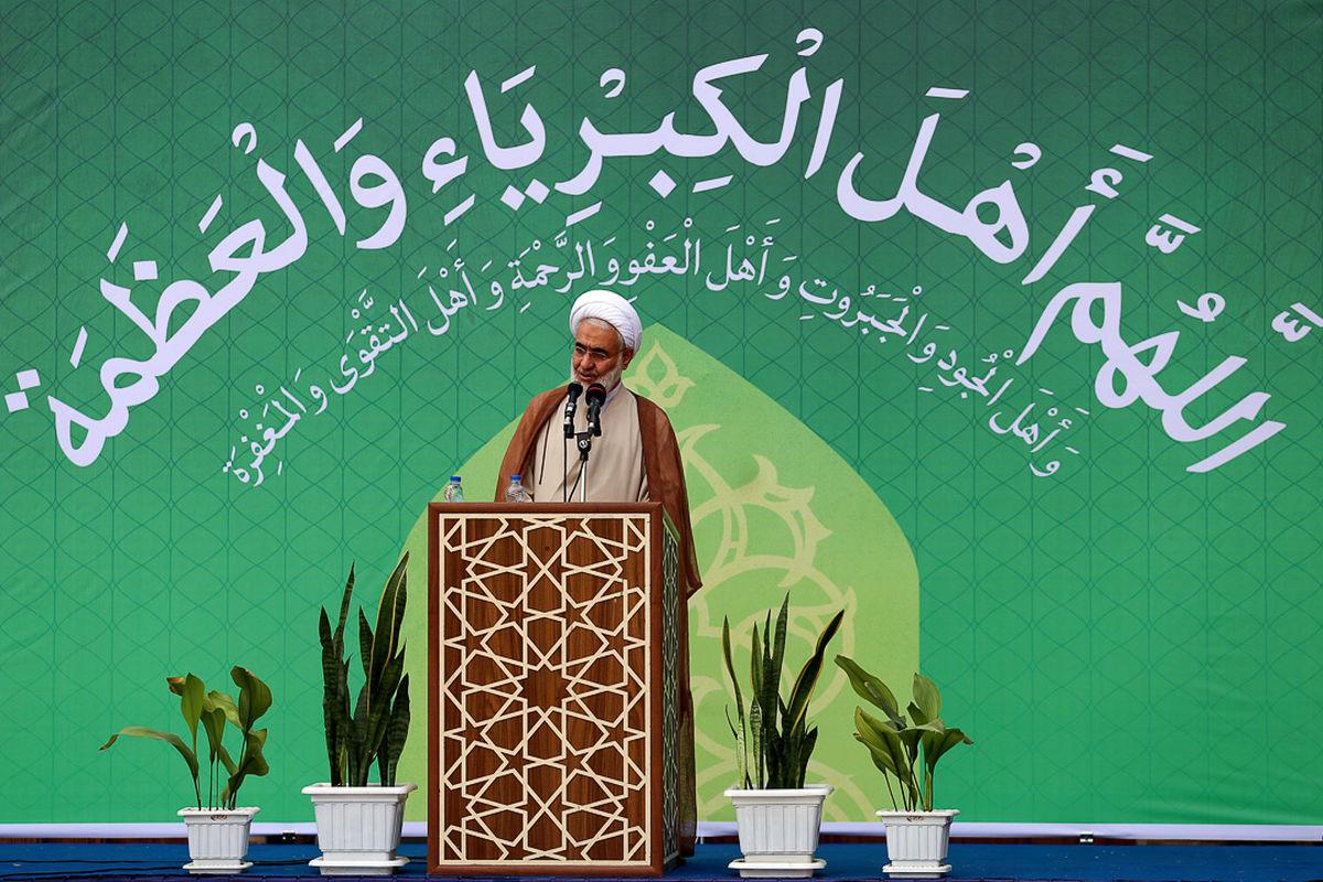 عید قربان، روز امتحان سخت الهی و حج همایش بزرگ اقتدار اسلامی است