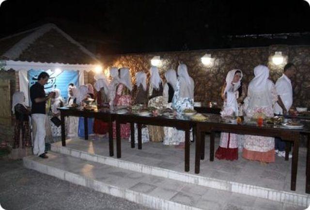 برپایی جشنواره غذاهای سنتی درشهرستان تالش