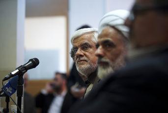 نشست مطبوعاتی کاندیداهای فهرست ائتلاف برای ایران فردا