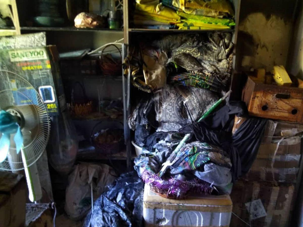 آخرین جزئیات از آتش سوزی شیرخوارگاه آمنه+ عکس