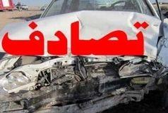 ۷مجروح در سانحه رانندگی محور جنوب سیستان وبلوچستان