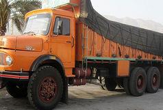کامیونهای حامل محصولات جنوب سوخت تشویقی دریافت میکنند