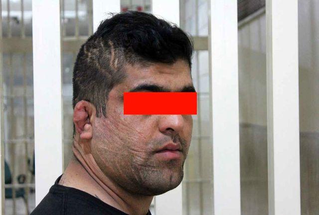 دستگیری عامل جنایت شرق تهران
