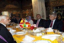 تعهد می کنم که روابط اصفهان و اسپانیا بعد از این سفر توسعه یابد