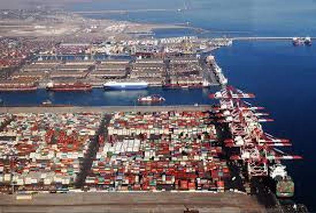 احداث بزرگترین پایانه مکانیزه مواد معدنی کشور در بندر شهید رجایی