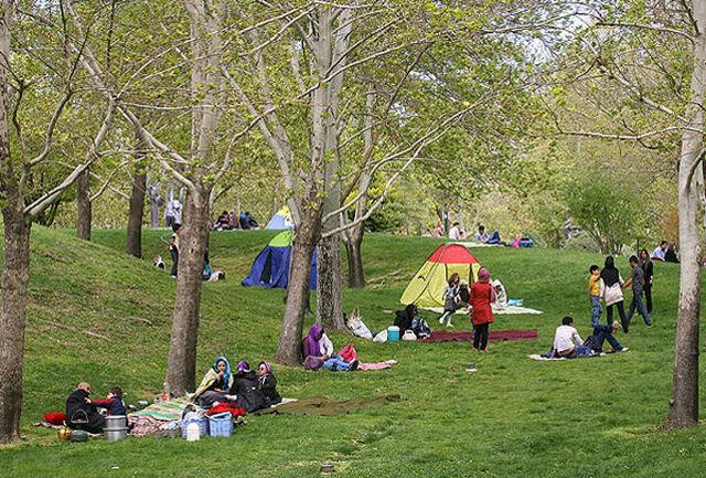 تجمع در پارکها و تفرجگاههای شهرهای اراک، ساوه و خمین  ممنوع است