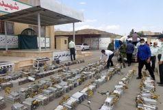 توقیف ماینر های قاچاق در نطنز
