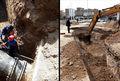 خط لوله آب تقاطع 15 خرداد وارد مدار بهرهبرداری شد/استفاده از لوله و اتصالات ضد زلزله در مسیر جدید