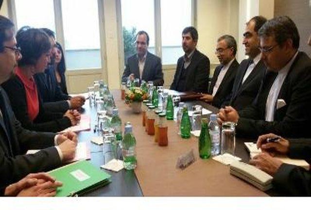 آمادگی ایران برای همکاری با فرانسه در حوزه سلامت