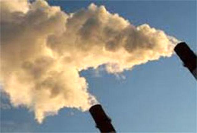 افزایش غلظت آلایندههای جوی در استان