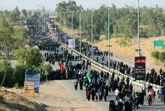 ورود 11 هزار زائر اربعین از مرز خسروی طی 24 ساعت گذشته