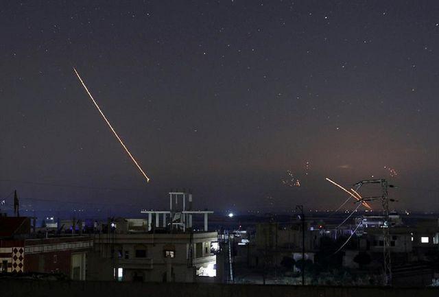 موشک باران تل آویو/ شلیک 350 راکت در 20 دقیقه