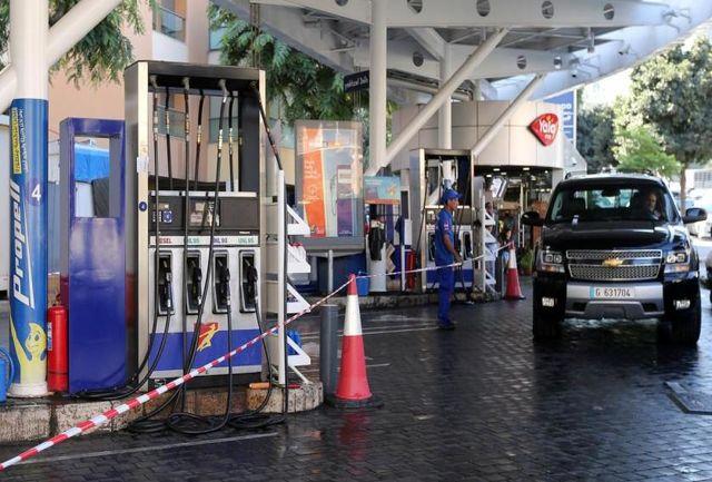 کمبود سوخت در لبنان همزمان با سومین هفته اعتراضات مردمی