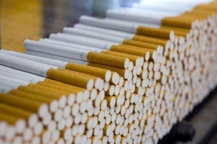 کشف محموله بزرگ سیگار قاچاق در کردستان