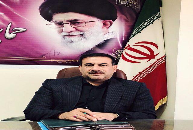 پیام تسلیت  رئیس شورای اسلامی  شهرستان قدس  به مناسبت ایام عزاداری ابا عبدالله حسین (ع)