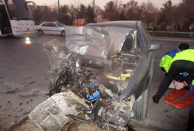 وقوع چندین تصادف در استان همدان/شمار مصدومین اعلام شد