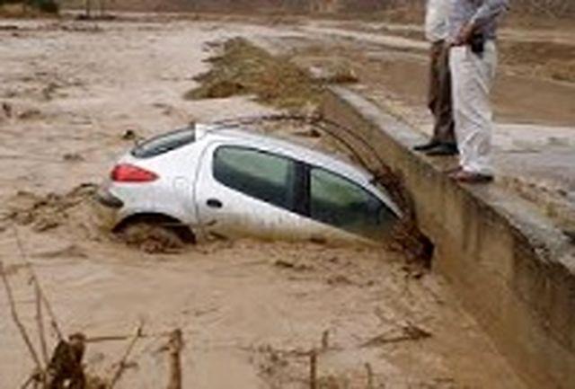 بارش باران در 9 استان کشور/امداد رسانی به 1500نفر در مناطق سیل زده
