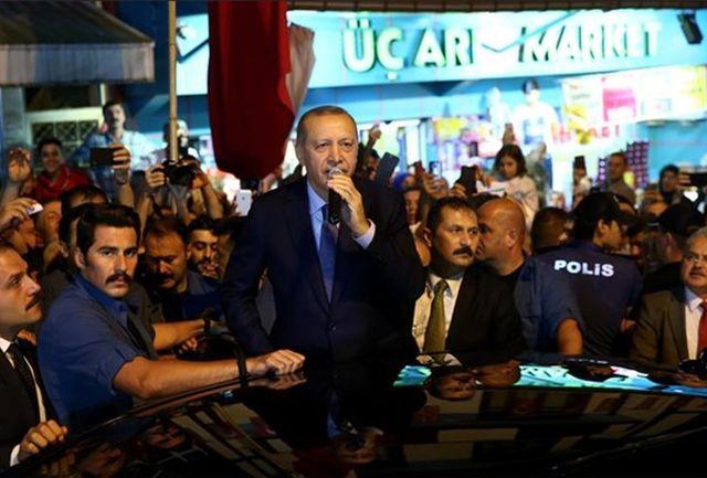 اردوغان: اگر آنها دلار دارند، ما خدا را داریم