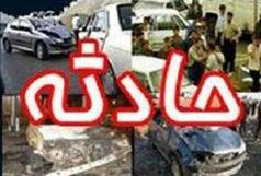 ۲ کشته در سانحه رانندگی محور زابل_زاهدان