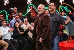 بازپخش برنامه خندوانه با حضور پرویز پورحسینی