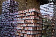 کشف انبار دپوی رب گوجه و مواد غذایی در شهرستان نظرآباد