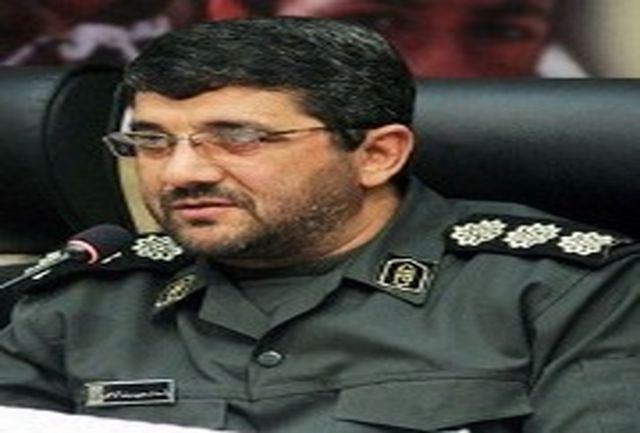 فرمانده سپاه بقیهالله شیراز فرماندار كازرون شد