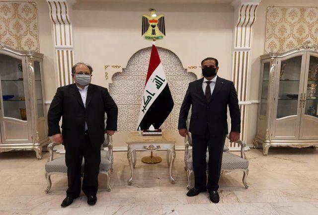 وزیر تعاون، کار و رفاه اجتماعی ایران وارد عراق شد