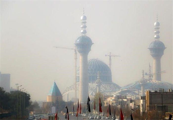 اصفهان،ناسالم برای گروه های حساس