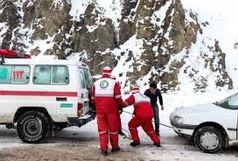 امدادرسانی به ١۴١ نفر در برف و کولاک ۷ استان کشور
