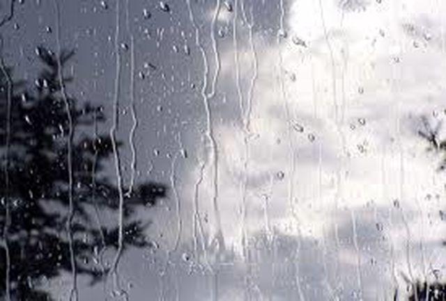 بارش باران تا پایان هفته در قزوین تداوم دارد