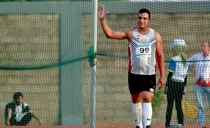 حدادی نایب قهرمان مسابقات بینالمللی آمریکا شد