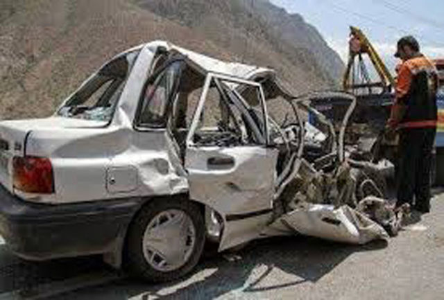 2 کشته در حوادث رانندگی
