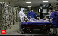 فوت ۱۶۷ بیمار طی شبانه روز گذشته/ شناسایی ۱۳ هزار و ۳۰۸ بیمار جدید مبتلا به کووید۱۹