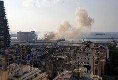 کشته شدن 43 سوری در انفجار بیروت